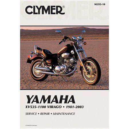 Clymer Manuals Motorcycle Repair Clymer Yamaha Section One Xv700 1100 Virago 1981 1999 Section Two Xv535 Virago 1987 2003 Edition 10 Paperback Walmar In 2020 Yamaha Virago Motorcycle Repair Yamaha