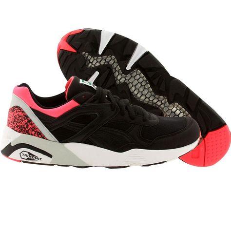 St Trainer Evo Silver-Sneaker-Blanc/Argent 8Puma VfoSR09N