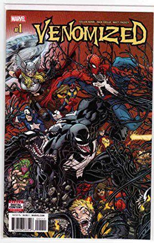 Venomized 1 2018 Nick Bradshaw Cover Iban Coello Pen Https Www Amazon Com Dp B07cfwqzv3 Ref Cm Sw R Pi Dp U X Xwoz Comics Marvel Comics Marvel Events