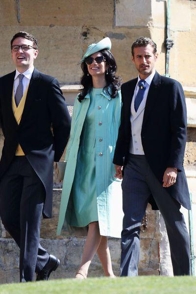 Hochzeitsgaste Meghan Und Harry Das Trugen Die Promis Zur Royal Wedding Hochzeitsgaste Prinz Harry Hochzeit Hochzeit