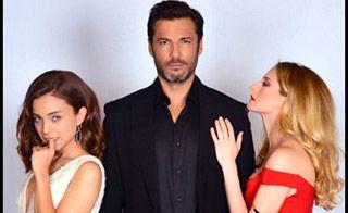 معلومات عن المسلسل التركي حرب الورود ونبذة عنه Actors Couple Photos Actresses