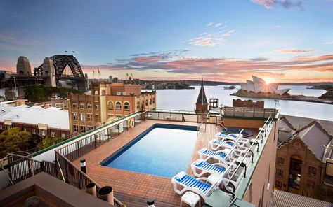 Some Of The Best Rooftop Swimming Pool Design Ideas Rooftop Pool Sydney Hotel Cool Pools