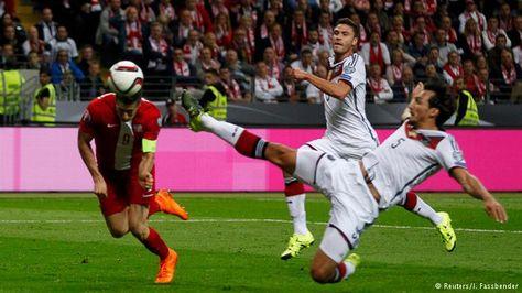 Deutschland Polen Qualifikation