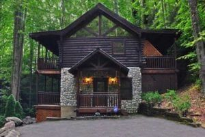 Gatlinburg Dream 1 Bedroom Cabin Rental In 2020 Luxury Cabin Rental Smoky Mountain Cabin Rentals Gatlinburg Cabins