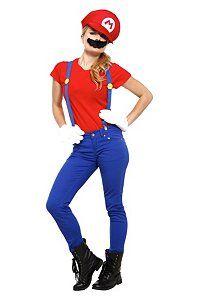Hot Topic  sc 1 st  Pinterest & Cosplay: Mario Cosplayer: Vanessa Hince Photographe Stephane Laroche ...