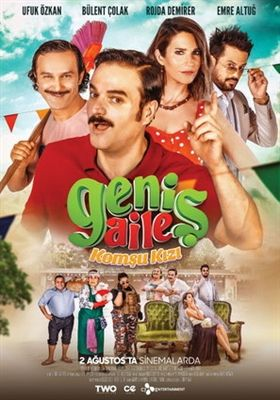 Genis Aile Komsu Kizi 2019 Poster Movie Synopsis Full Film Izle