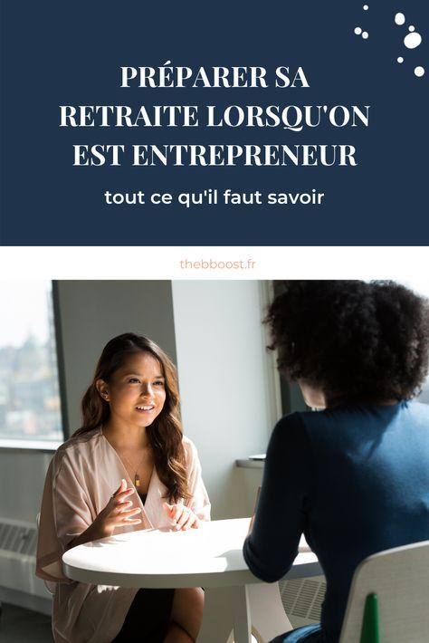 Comment préparer sa retraite quand on est entrepreneur?