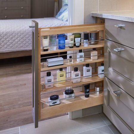 Home In 2020 Bathroom Organisation Rev A Shelf Kitchen Cabinet Storage
