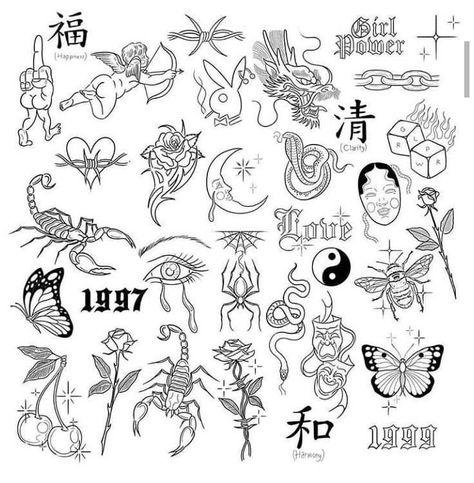 Cute Tiny Tattoos, Dainty Tattoos, Little Tattoos, Pretty Tattoos, Earthy Tattoos, Small Tattoos For Men, Small Girly Tattoos, Unique Small Tattoo, Small Hand Tattoos