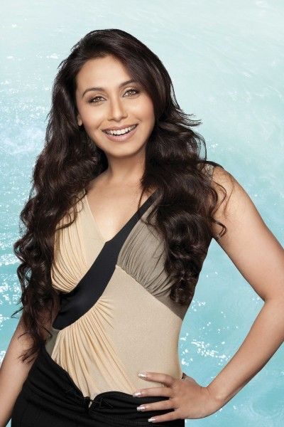 Rani Mukerji says adopting a healthy lifestyle has helped her emerge a more contented and happy person.