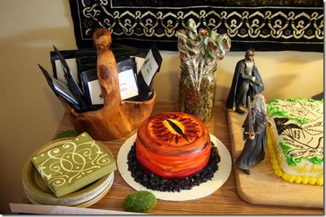 Lord Of The Rings Party