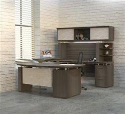 Sterling Ergonomic Executive Desk For