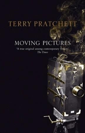 Read Download Moving Pictures Discworld 10 Industrial Revolution 1 Free Terry Pratchett Books Moving Pictures Terry Pratchett