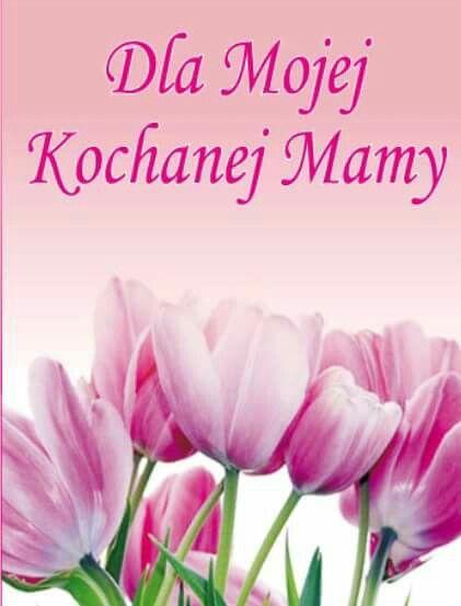 Pin By Wanda Swoboda On Dzien Matki Happy Birthday Rose Birthday