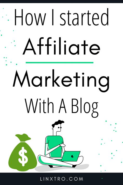 How to make an affiliate marketing website - Make passive income