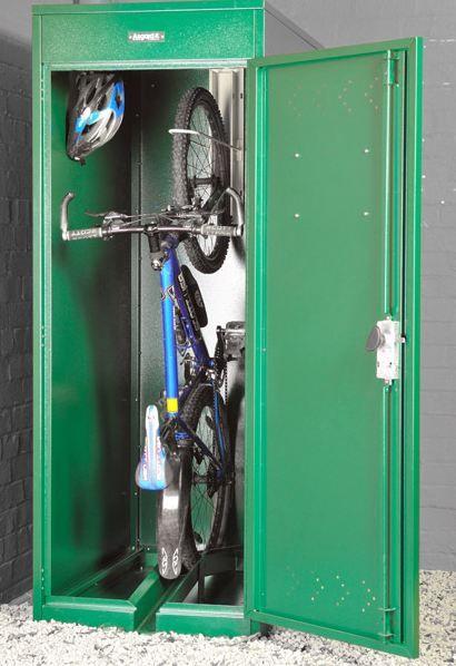 Vertical Bike Locker As In 2020 Bike Locker Vertical Bike Bike