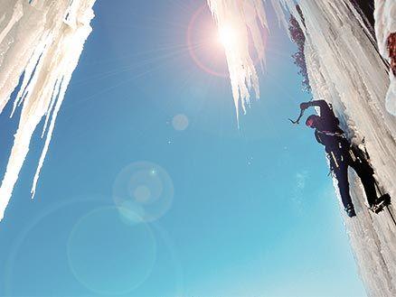 Eisklettern | Sport, Action & Natur