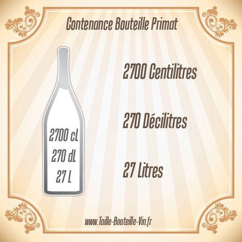 Primat champagne bottle