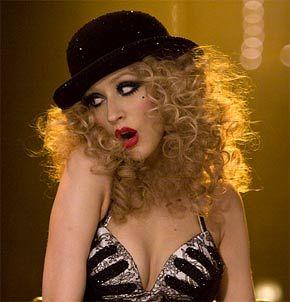 10+ Christina aguilera burlesque green dress makeup ideas