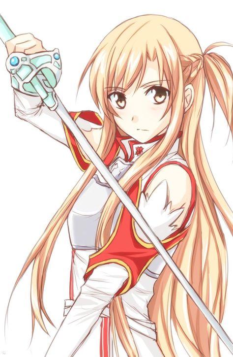 Disegno E Pittura Forum.Sword Art Online Asuna By Misuzu Machan Sword Art Online