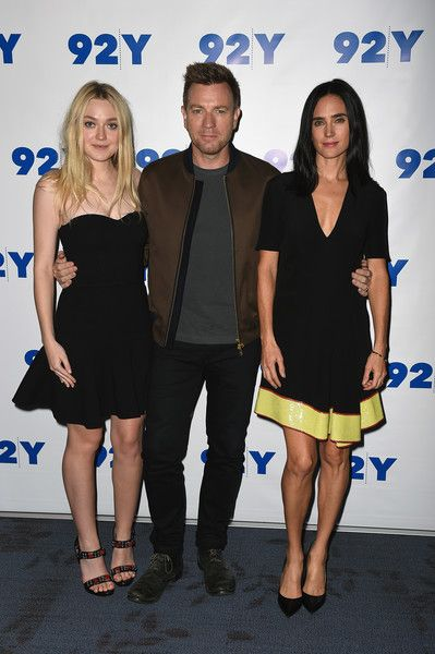 Dakota Fanning, Ewan McGregor, and Jennifer Connelly attend the 92Y Reel Pieces for the film 'American Pastoral.'