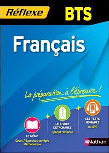 Francais Bts Pdf Gratuit Telecharger Livre Titre Francais