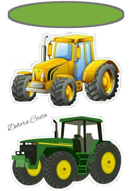 Pin On John Deere Tractor Printables