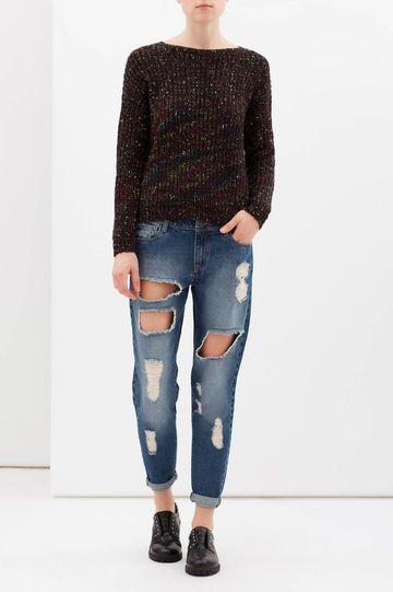 Jeans con strappi | OVS | Jeans, Moda, Capelli alla moda
