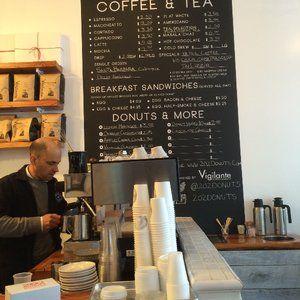 Photo Of 202 Donuts Bethesda Md United States Menu Coffee Bar Coffee Bar Donuts Coffee