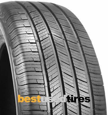Michelin Defender T H >> 2 X 235 60r17 102h Michelin Defender Th Take Off Tire 011149 Qwk