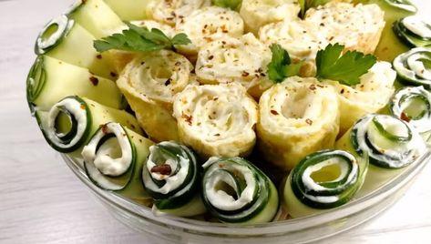 Рецепты простых и доступных салатов