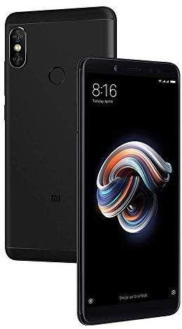 Xiaomi Redmi Note 5 64gb Black Dual Sim 4gb Ram 5 99 Gsm Unlocked Global Version No Warranty Black Xiaomi Dual Sim Note 5