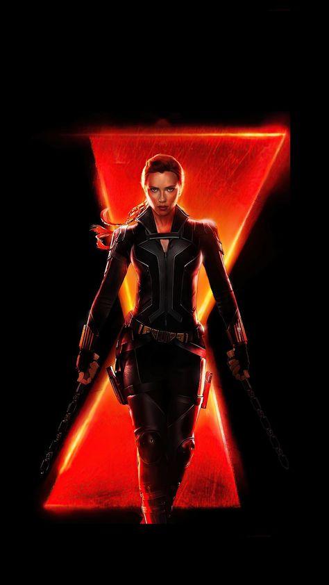 Black Widow, 2020 movie, poster, Marvel Studio Movie, 1440x2560 wallpaper