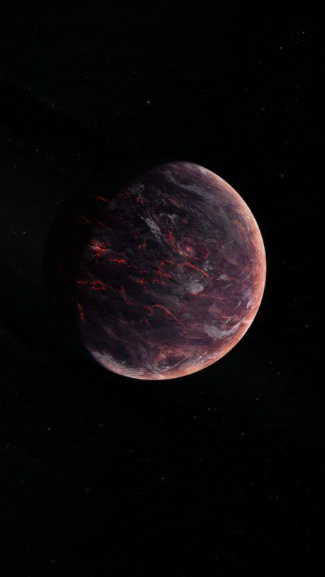 Mercury Planet Iphone Wallpaper Planets Wallpaper Galaxy Wallpaper Wallpaper Space