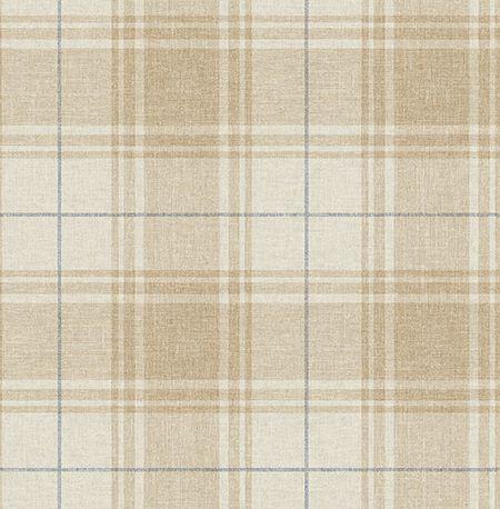 Rn71102 Plaid Wallpaper Wallpaper Roll Loft Decor Industrial