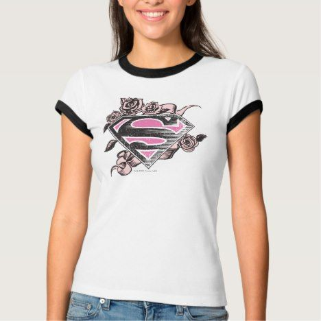 supergirl t-shirt child