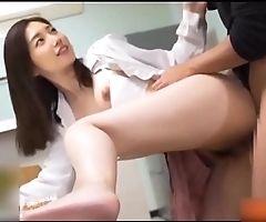 cunt spunk running down leg