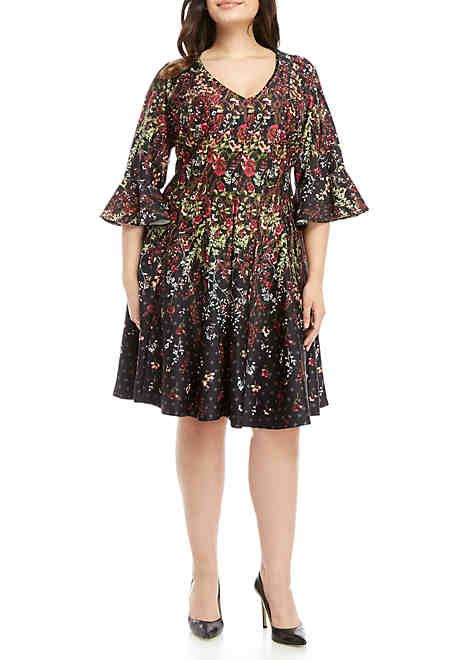 Plus Size Dresses for Women | belk | Shopping | Plus size dresses ...