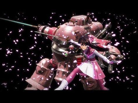 PS4『新サクラ大戦』2019年12月12日発売決定! - YouTube