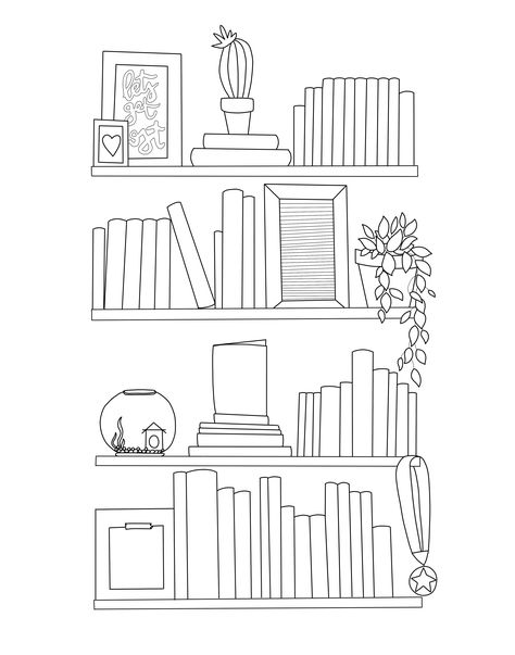Free Printable Book Log Coloring Page! Free Printable Book Log Coloring Page! Bullet Journal Books, Bullet Journal Ideas Pages, Book Journal, Colouring Pages, Coloring Books, Colouring Sheets, Book Log, Reading Logs, Simple Embroidery