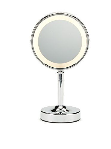 Conair Double Sided Lighted Makeup Mirror Lighted Makeup Mirror