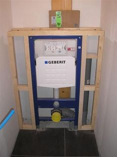 Habillage Du Wc Suspendu Wc Suspendu Meuble Wc Suspendu Toilette Suspendu