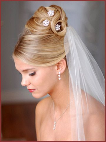 Wedding Hairstyles For Black Women With Vail And Crown Fabulous Updos For Wedding Hairstyle 2012 Bridal Hair Veil Unique Wedding Hairstyles Bride Hairstyles