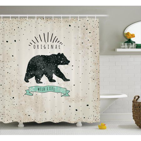 Home With Images Bathroom Sets Fabric Shower Curtains Ambesonne