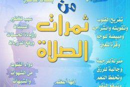 ثمرات الصلاة Map Weather Allah