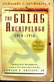 The Gulag Archipelago Free Download Borrow And Streaming Archipelago Books Nonfiction Books