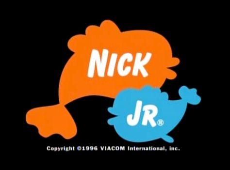 Nick Jr Kids Logo Nick Jr Vimeo Logo