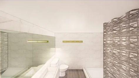 Te mostramos el proyecto de diseño y construcción de un baño: ¡muy moderno y elegante! | homify