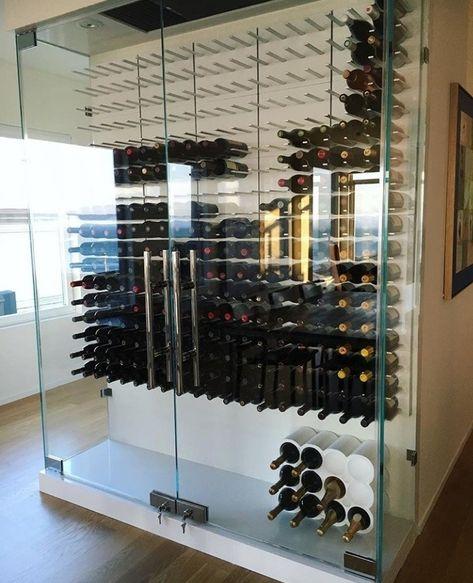 Wine Cellar Con Imagenes Bodegas De Vino Armarios De Vino