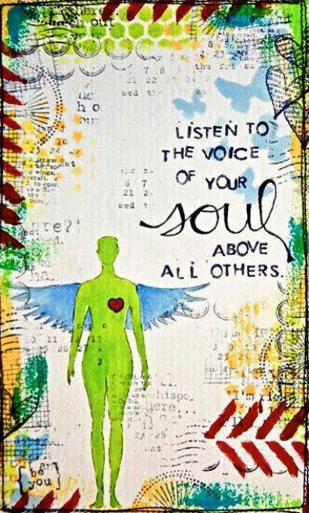 """""""Everyone who wills can hear the inner voice, it is within everyone."""" - Gandhi"""